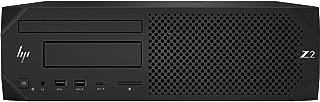 HP Z2 SFF G4 (Intel Xeon E-2144G Processor Quad-Core, 64GB RAM, 256GB PCIe SSD, NVIDIA Quadro P620, Gigabit Ethernet, Win 10 Pro)