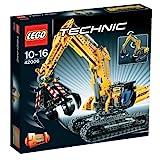 LEGO Technic - Máquina Excavadora, Juegos de construcción (42006)