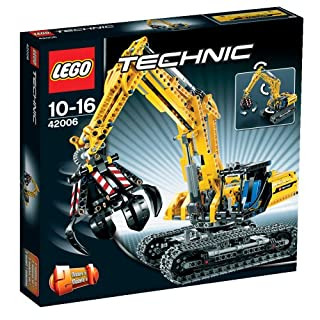 LEGO Technic 42006 - Raupenbagger (B0094J1LXI) | Amazon price tracker / tracking, Amazon price history charts, Amazon price watches, Amazon price drop alerts