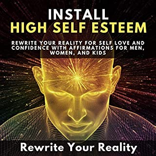 Install High Self-Esteem audiobook cover art