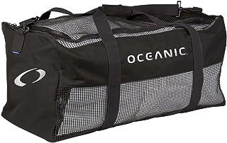 Oceanic Mesh Duffel Bag, Black, 1