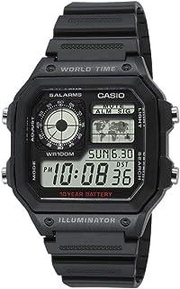 ساعة يد Casio AE-1200WH