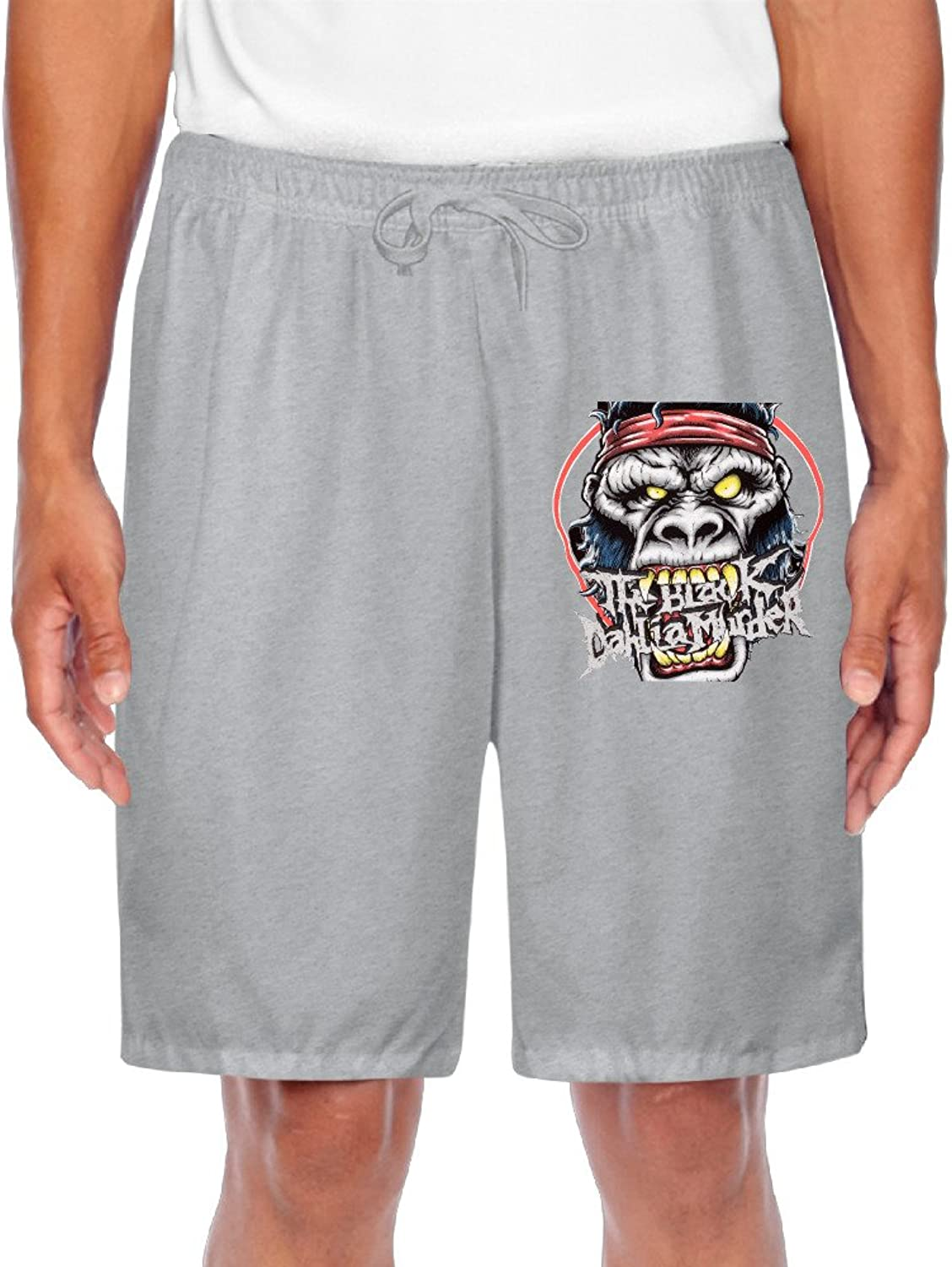 Men's The Black Dahlia Murder Album Shorts Gym