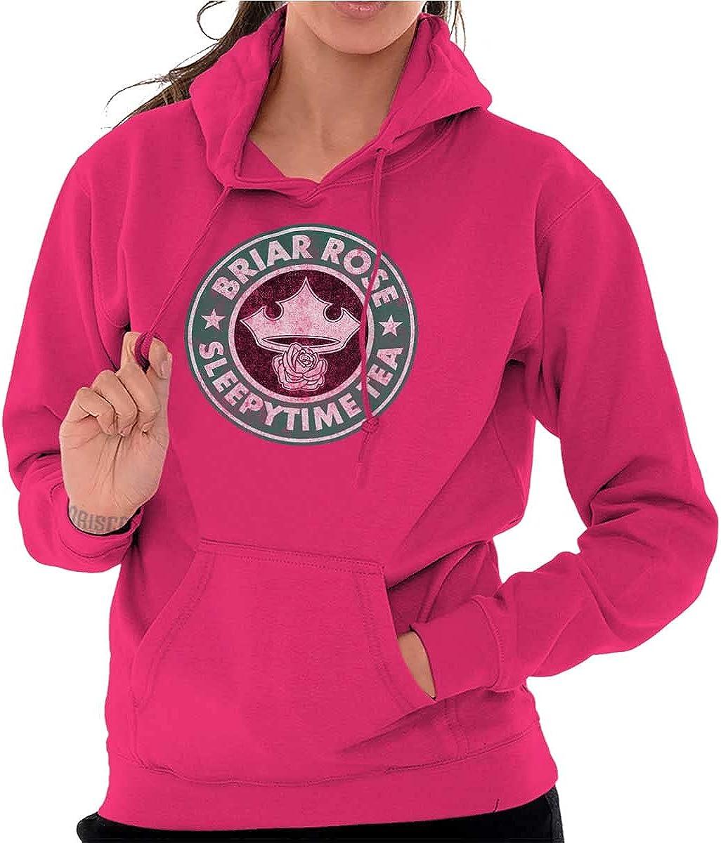 Briar Rose cheap Sleepytime Tea Selling and selling Funny Logo Hoodie Sweatshirt Women