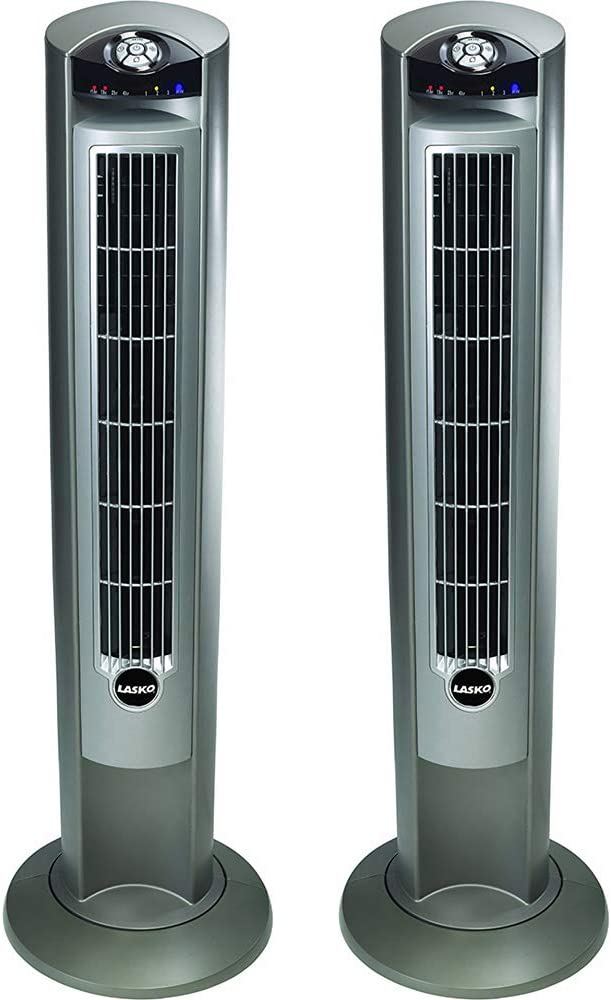 Lasko 2551 Wind Curve Platinum 42-Inch with Tower Re 3-Speed Ranking TOP15 Free Shipping New Fan