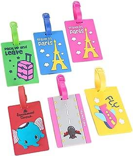 Sacs /à Dos et Sacs da/éroports Motif Mickey Minnie valises ZXHGLL /Étiquettes pour Bagages