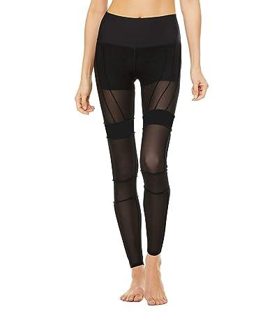 ALO High-Waist Solstice Leggings (Black) Women