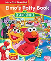 Sesame Street: Elmo`s Potty Book: Little First Look and Find