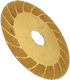 Pyrojewel bärbar Glas slipskiva, smärgel glasskivning/kakel slip/poler/skärblad slipskiva 20mm hål 100mm diameter som är l...