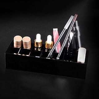 Make-updoos Lippenstifthouder Cosmetische opbergdoos, met compartiment Desktoporganisator Multifunctionele make-uporganisa...