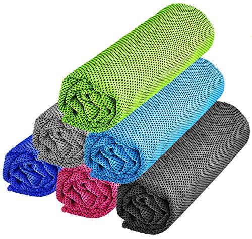 shishuo cooling towel 120 x