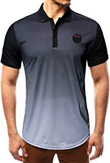 comprar comparacion Subfamily Camisa Polo Clásica de Manga Corta para Hombre in Algodón Premium, Marcas de Camisas de Hombre,Blusa Slim Camise...