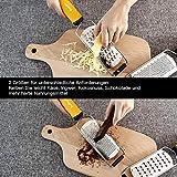 Zoom IMG-1 svebake grattugia formaggi zester 2