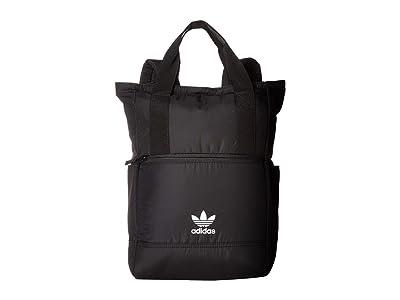 adidas Originals Originals Tote III Backpack (Black) Backpack Bags