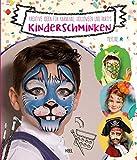 Kinderschminken: 20 Motive für Karneval, Halloween und Partys