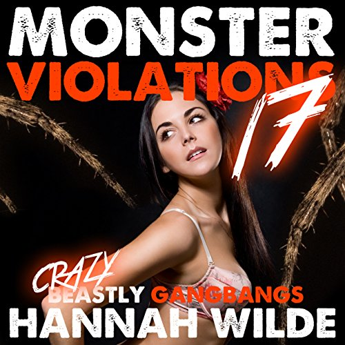 Monster Violations 17 audiobook cover art