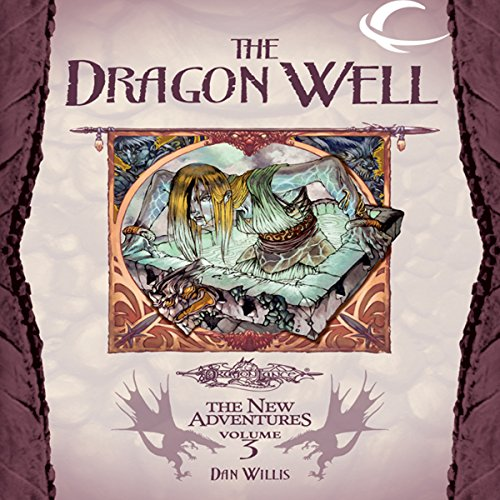 The Dragon Well audiobook cover art