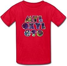 NuWaWa Coldplay Album Mylo Xyloto Logo Short Sleeve Kids Tee Shirt