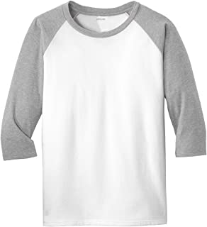 Youth Very Important Tee 3/4-Sleeve Raglan in Sizes XS-L