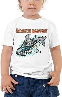 Shirt Made to Match Yeezy 700 Wave Runner Sneaker, Yeezy Waverunner Shirt Toddler Short Sleeve Tee