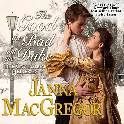 The Good, the Bad, and the Duke audiobook cover art