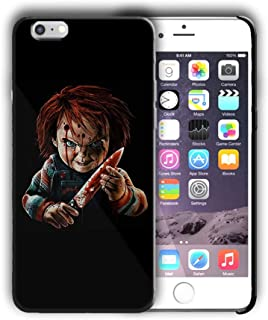Hard Case Cover with Curse of Chucky Design Compatible with iPhone 6 6s 4.7in (hall13)