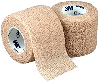 Special pack of 6 COBAN WRAP 3M 1582 2in X 5yds