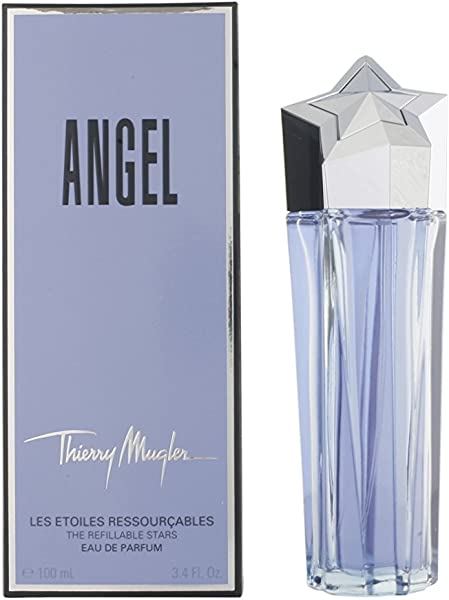 Angel By Thierry Mugler For Women Eau De Parfum Spray Refillable 3 4 Oz Packaging May Vary
