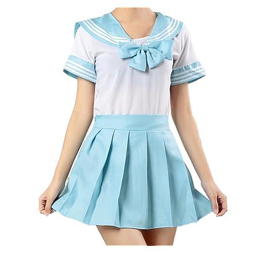 аниме юбки 7