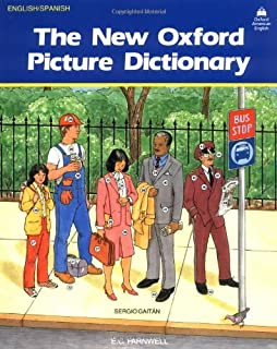 Oxford Picture Dictionary: American English-Spanish Ed