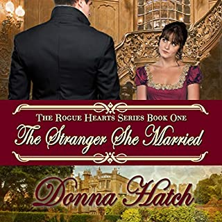The Stranger She Married: Regency Historical Romance audiobook cover art