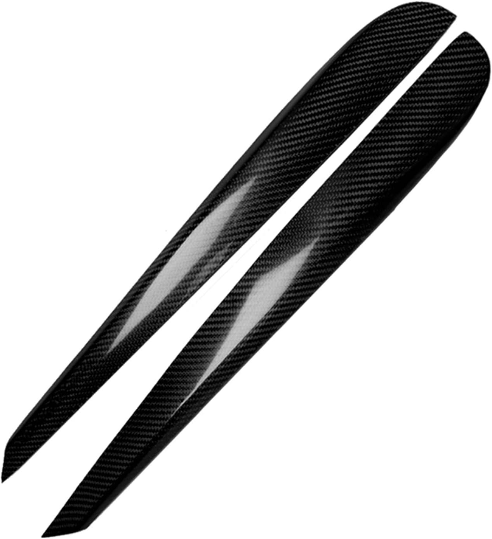 ZHUHUI YUYANGZHI Ranking TOP19 Headlight Eyelid Sticker Daily bargain sale Fit V Fiber for Carbon