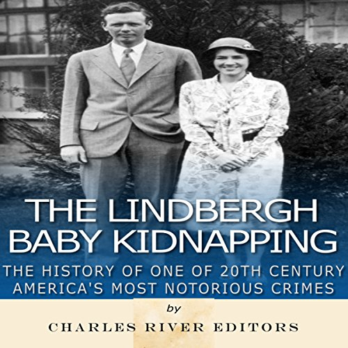 The Lindbergh Baby Kidnapping audiobook cover art