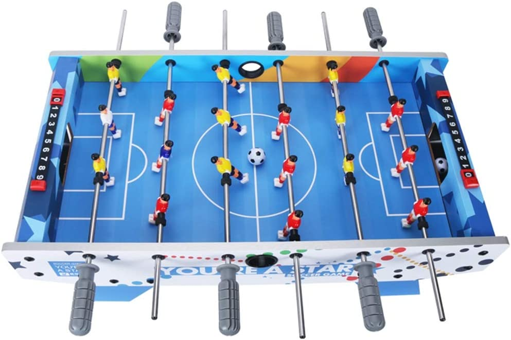 Toy Football 6-seat Table Football Machine Kids Toys Children's