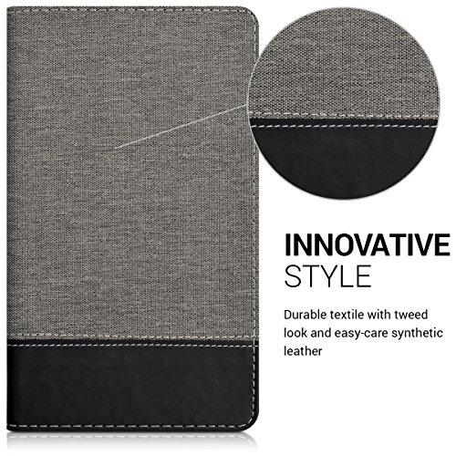 kwmobile Huawei MediaPad M3 8.4 Hülle - Tablet Cover Case Schutzhülle für Huawei MediaPad M3 8.4 mit Ständer - 2