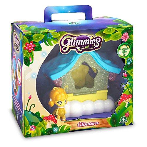 Giochi Preziosi Glimmies Glimtern con Bambola Esclusiva, Colore Yellow, GLM04000