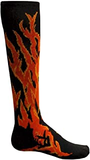 Flame Performance Socks ( Black - Medium )