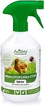 AniForte Milben - Stop Spray 500 ml - Naturprodukt für Geflügel gegen Milben und Parasiten als Umgebungsspray, Kontaktspray, bei akutem Befall und Vorbeugende Maßnahme, Natürlich effektiv