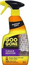 Goo Gone Caulk Remover - 14 Ounce - Use On Silicone Caulk, Acrylic Caulk, Expansion Joint Sealants, Polyurethane Glues or Construction Adhesive