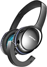 Tranesca Compatible Bluetooth Adapter Receiver for Bose quietcomfort 25 Headphone (Black)