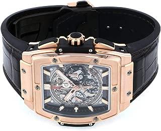 ウブロ HUBLOT スピリット・オブ・ビッグバン キングゴールド 601.OX.0183.LR 中古 腕時計 メンズ (W185506) [並行輸入品]