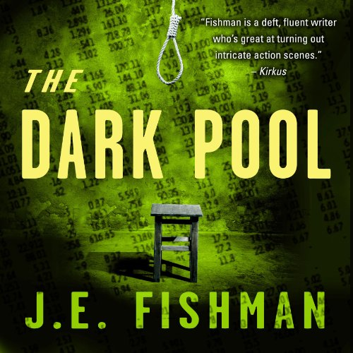 The Dark Pool audiobook cover art