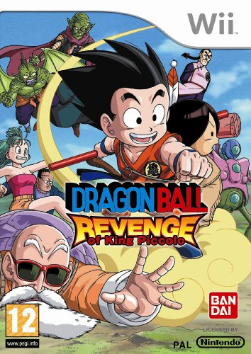 Dragon Ball: Revenge Of King Piccolo (Nintendo Wii) [importación inglesa]