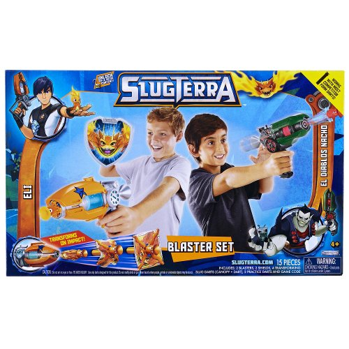 Slugterra Blaster Set by Slugterra Toys, Games & Dart Mini Action Figures