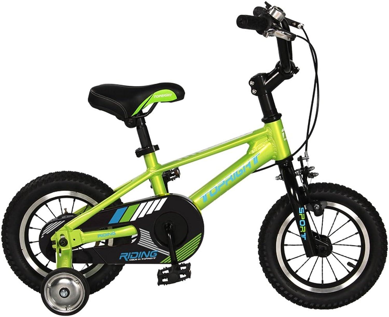 HAIZHEN Kinderwagen Bike für Kinder zwischen 2 und 10 Jahren - Best Sport Fahrrad Boys & Girls - Kinder überspringen Tricycles auf dem Lightest First Bike Für Neugeborene