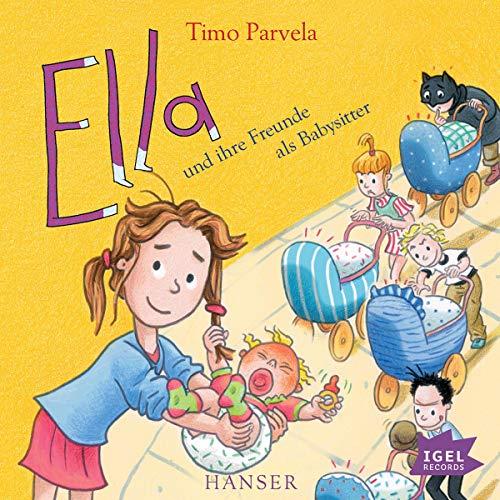 Ella und ihre Freunde als Babysitter Titelbild