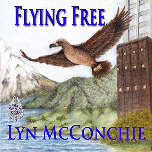Flying Free audiobook cover art