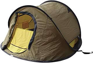 Mil-Spec Adventure Gear Plus MSA02-9726000000 3 Person Pop Tent