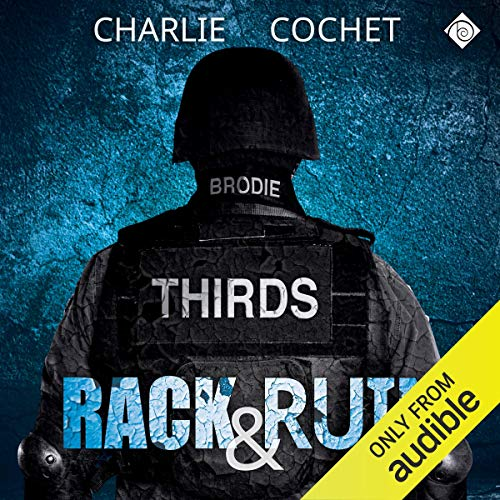 Rack & Ruin audiobook cover art