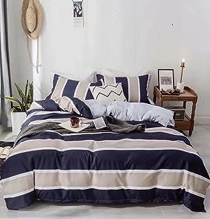 Golden Home Kingsize Bedsheet 6pcs One Set High Cotton Quality Bedding Set Duvet Cover (Top-10)